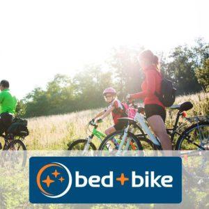Bett und Bike im Gasthof Pichler