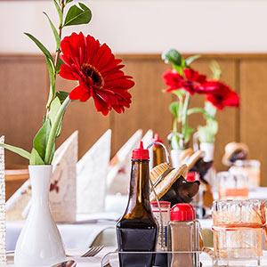 GH-Pichler Tischdekoration